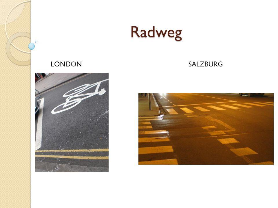 Radweg LONDON SALZBURG