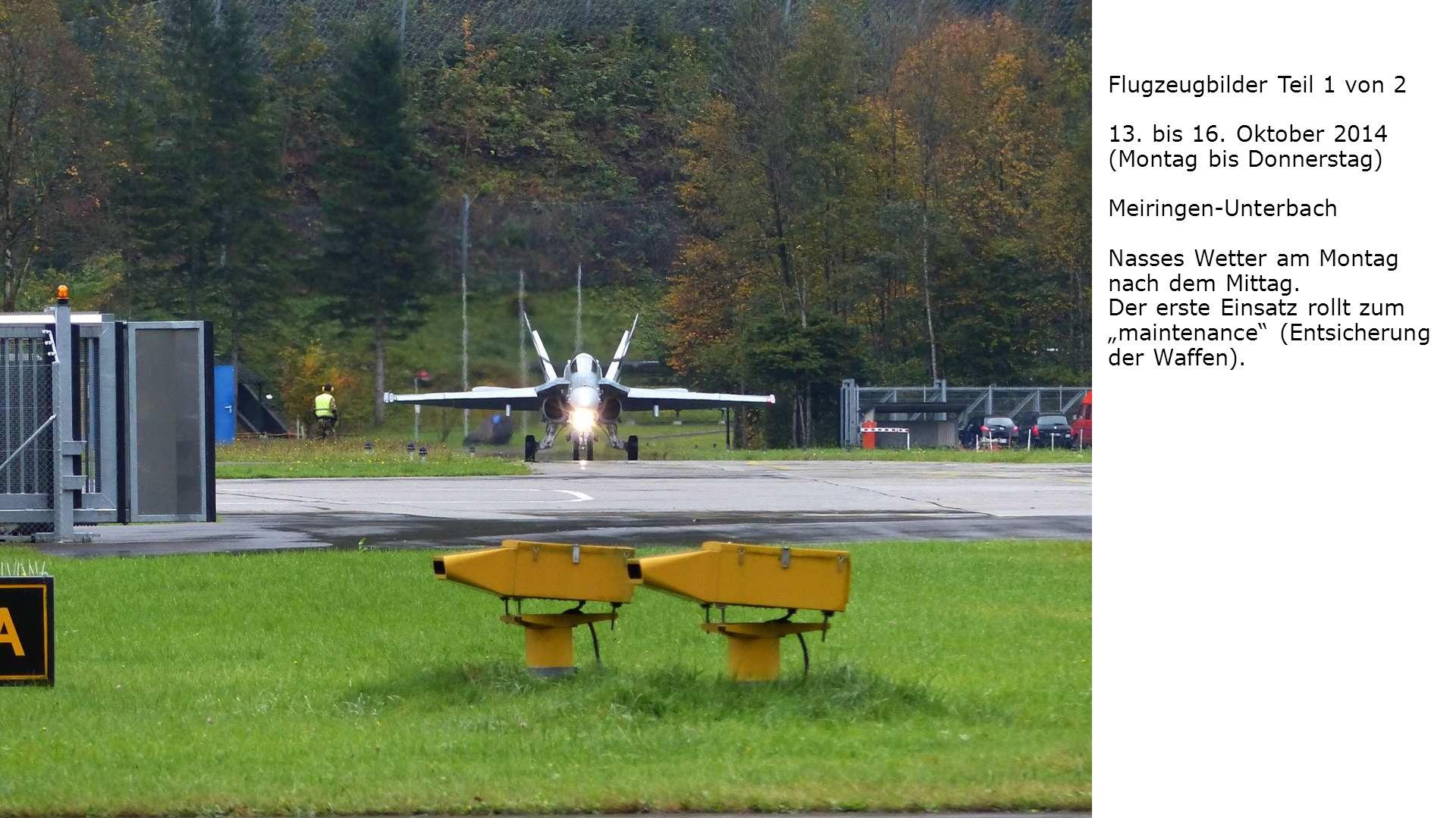 Flugzeugbilder Teil 1 von 2