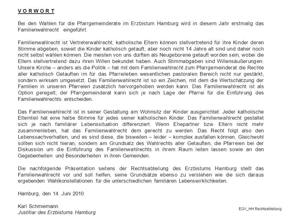 Justitiar des Erzbistums Hamburg