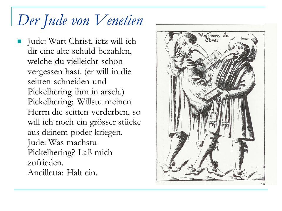 Der Jude von Venetien