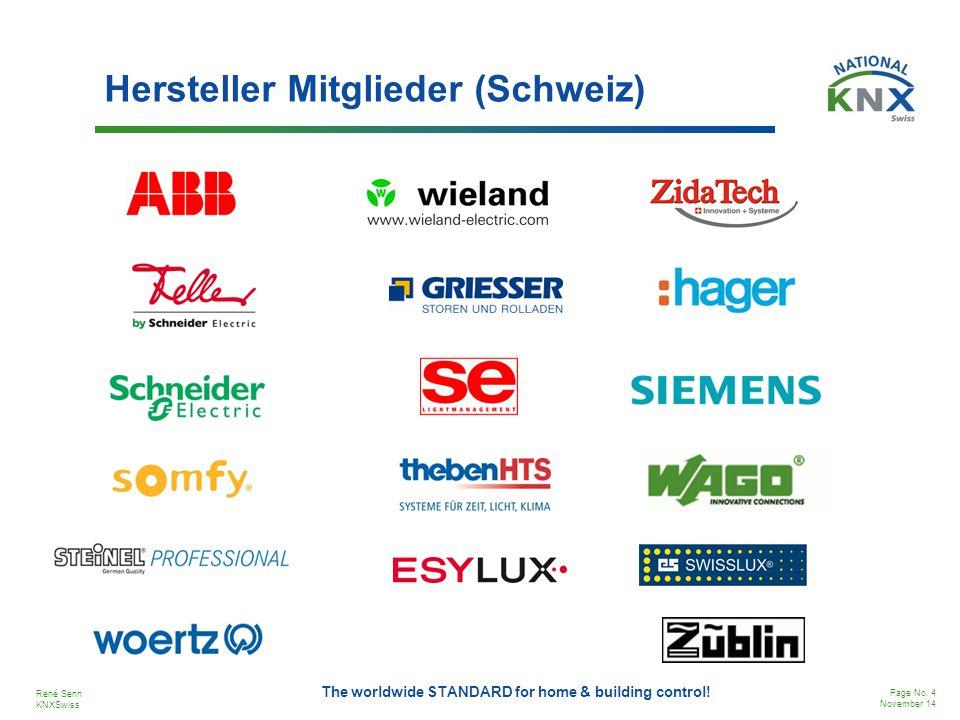 Hersteller Mitglieder (Schweiz)
