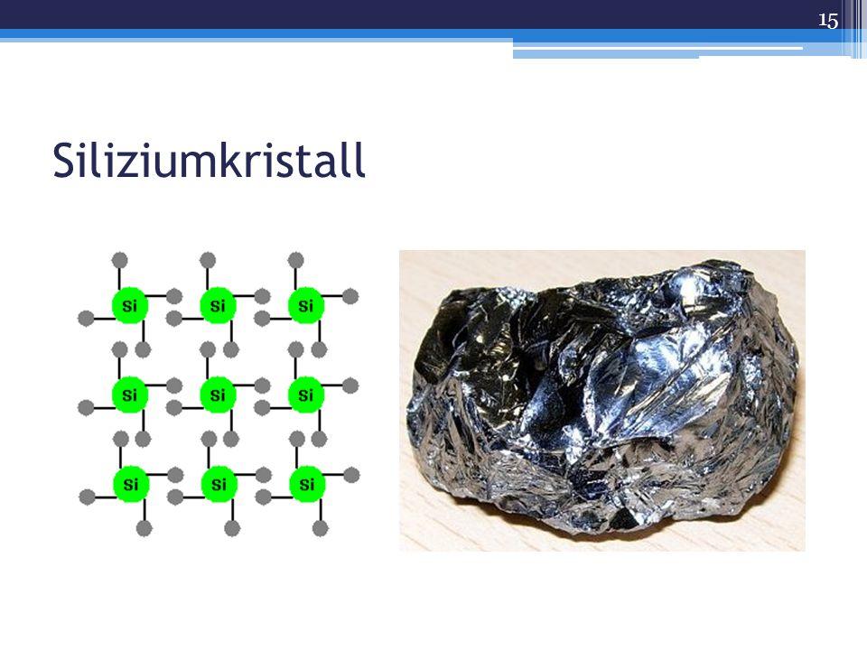 Siliziumkristall