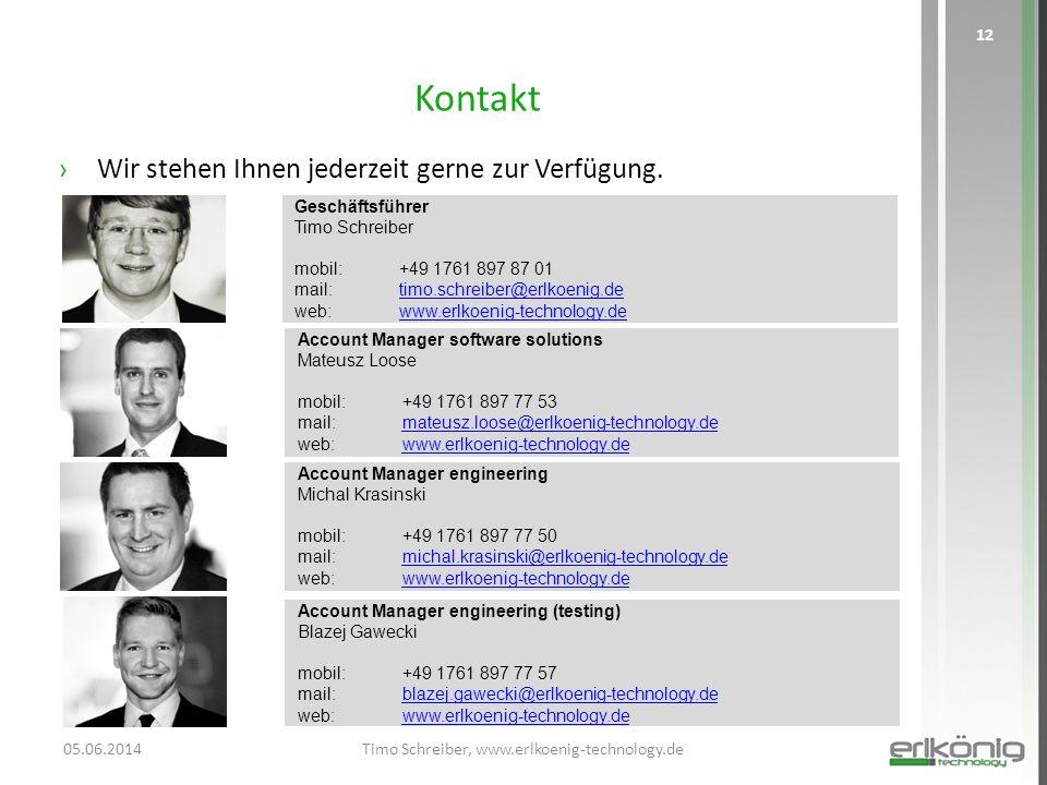 Timo Schreiber, www.erlkoenig-technology.de