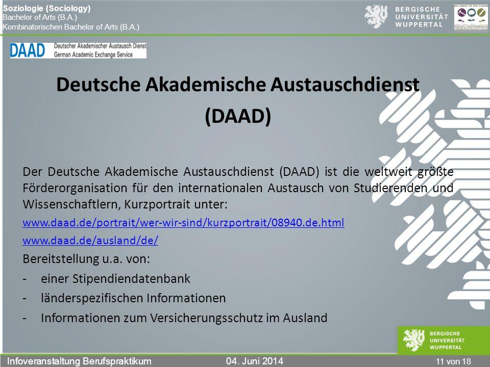 Deutsche Akademische Austauschdienst