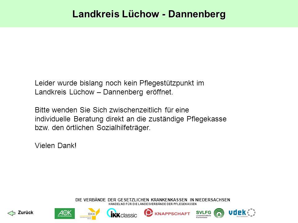 Landkreis Lüchow - Dannenberg