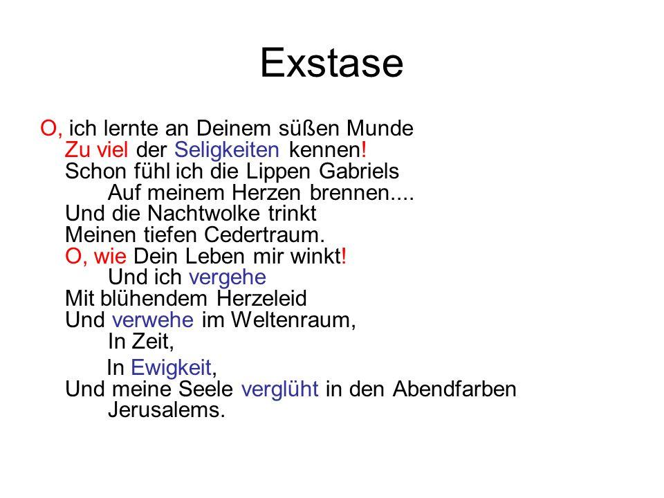 Exstase
