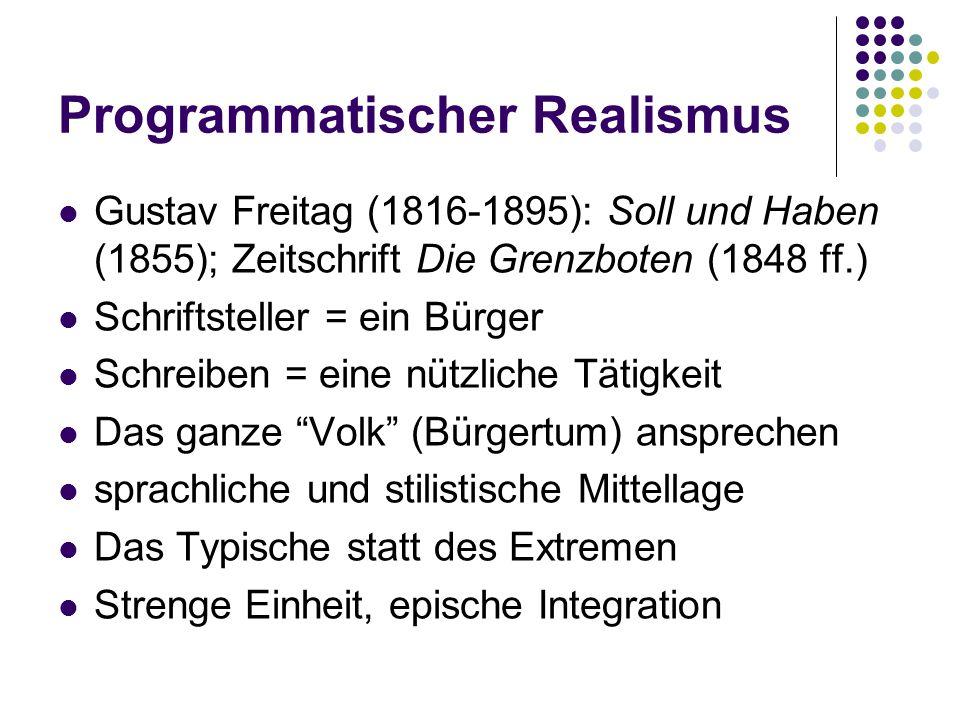 Programmatischer Realismus