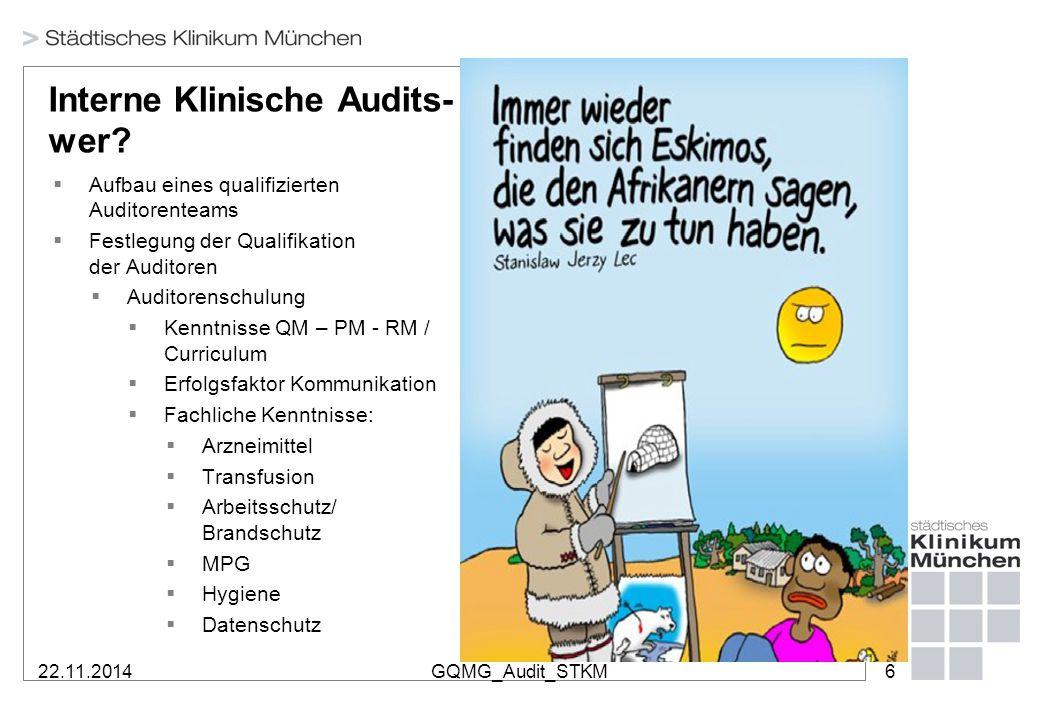 Auditthemenkatalog - Auszüge