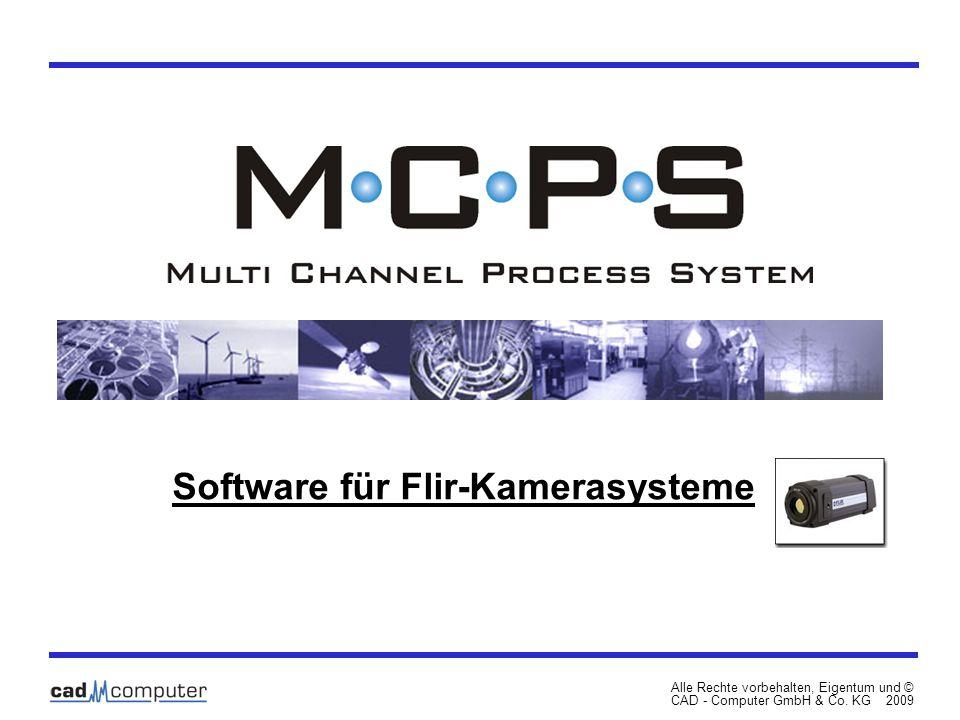 Software für Flir-Kamerasysteme
