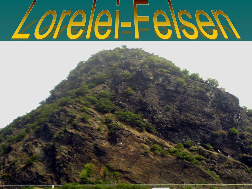 Lorelei-Felsen
