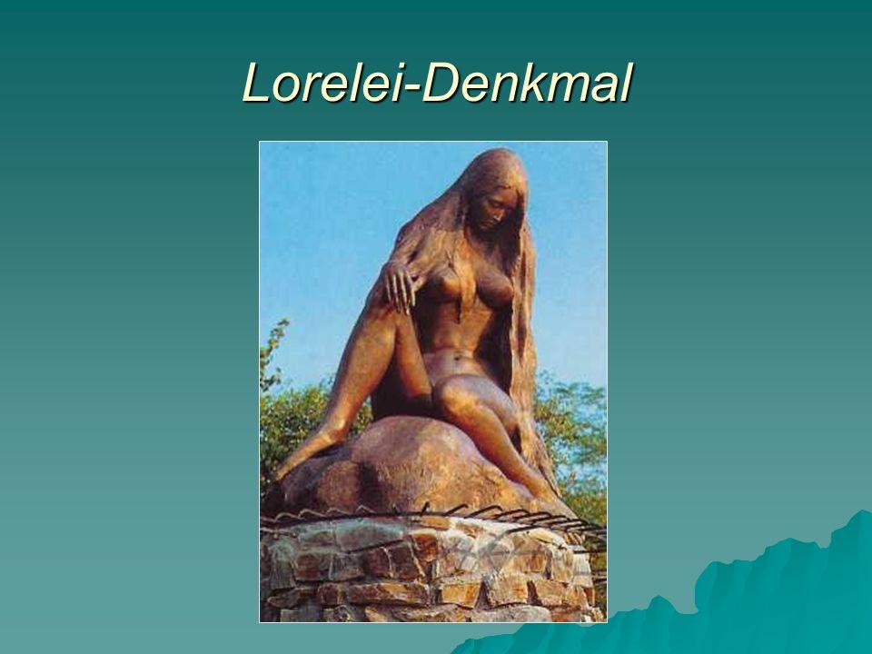 Lorelei-Denkmal