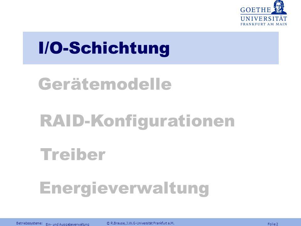 RAID-Konfigurationen