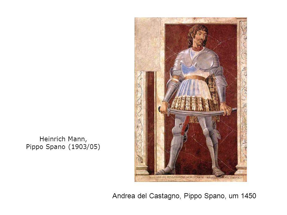 Andrea del Castagno, Pippo Spano, um 1450