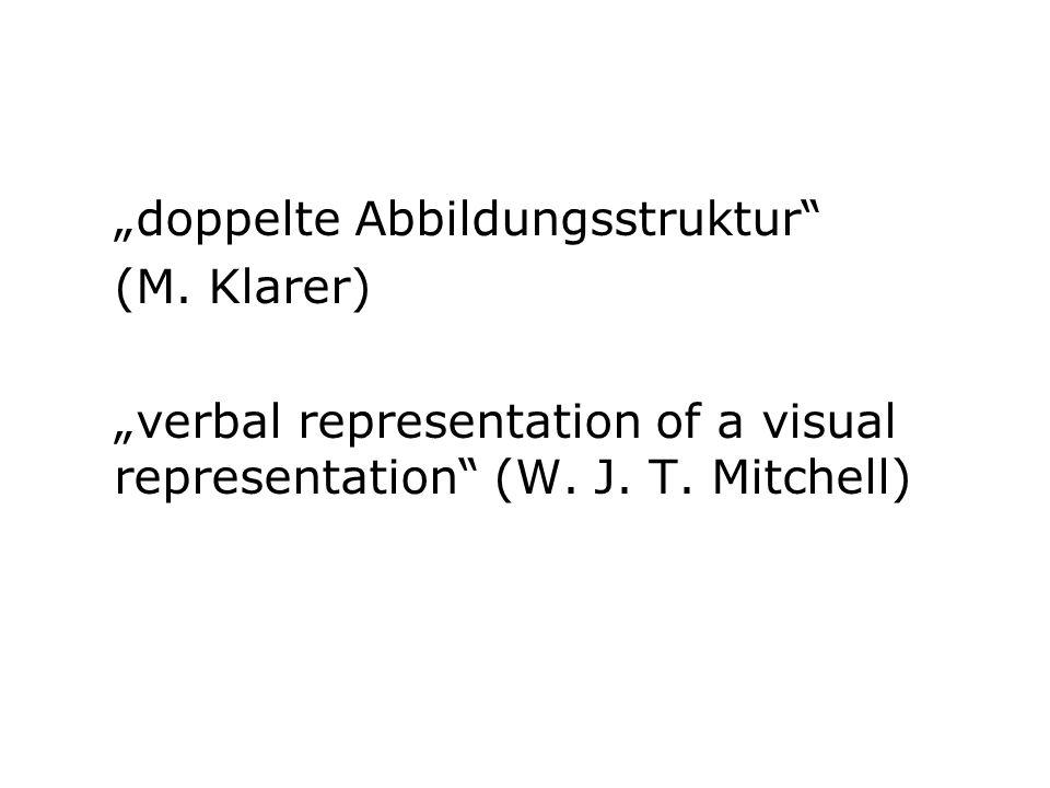 """doppelte Abbildungsstruktur (M"