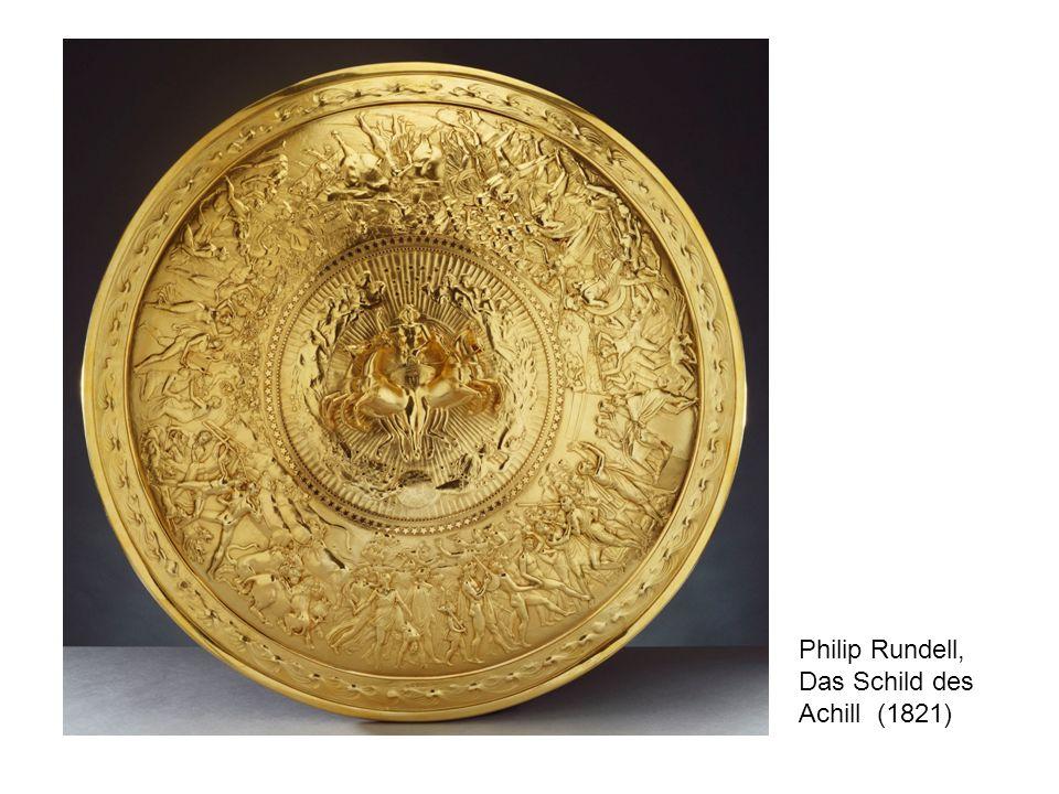 Philip Rundell, Das Schild des Achill (1821)