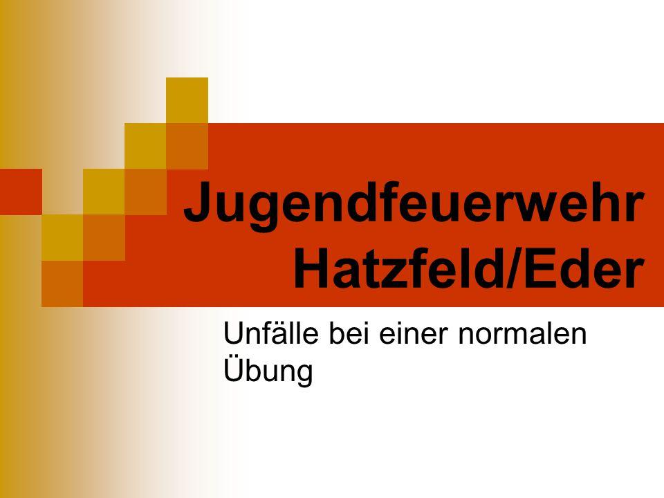 Jugendfeuerwehr Hatzfeld/Eder