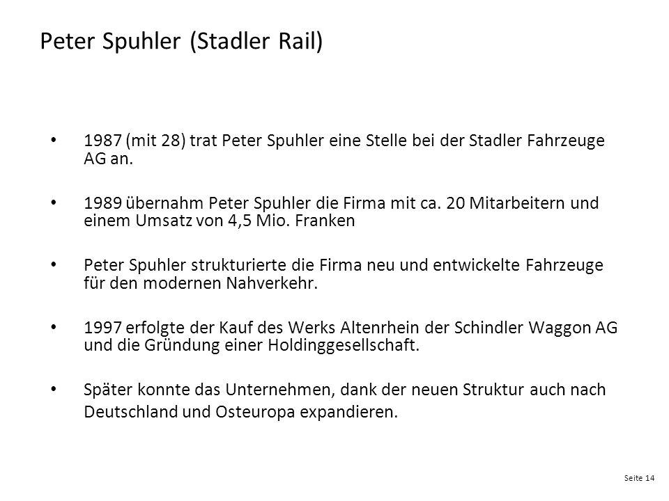 Peter Spuhler (Stadler Rail)