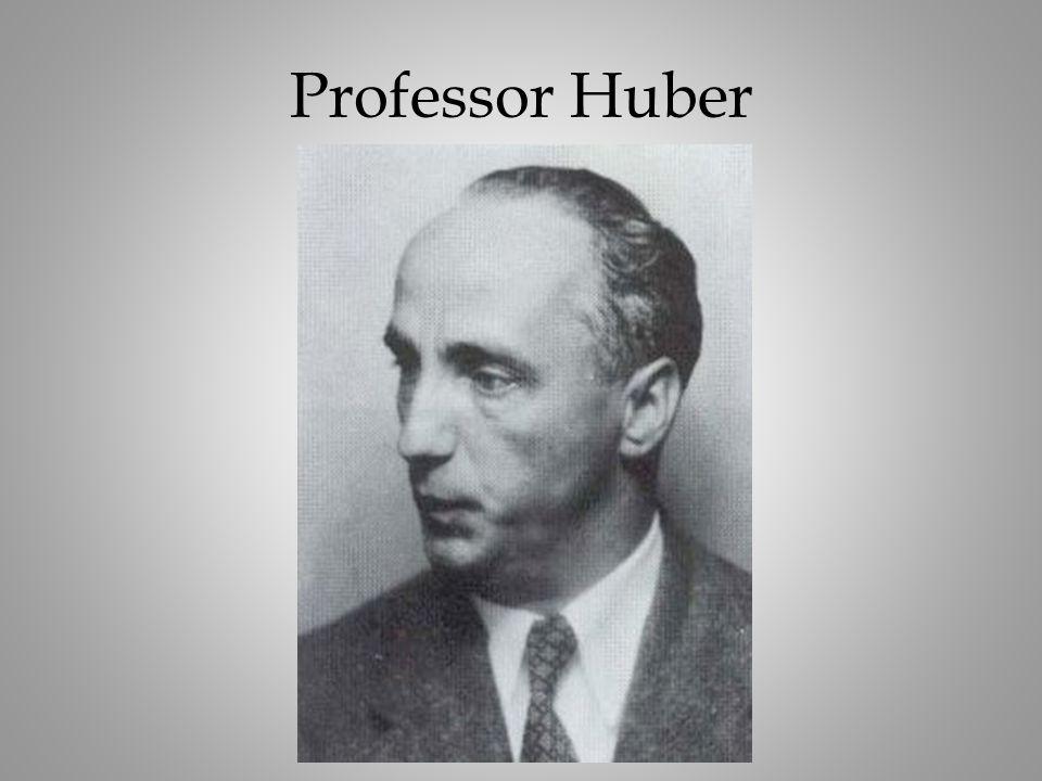Professor Huber