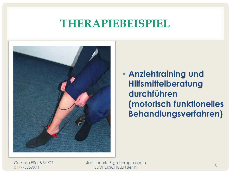 staatl.anerk. Ergotherapieschule SEMPERSCHULEN Berlin