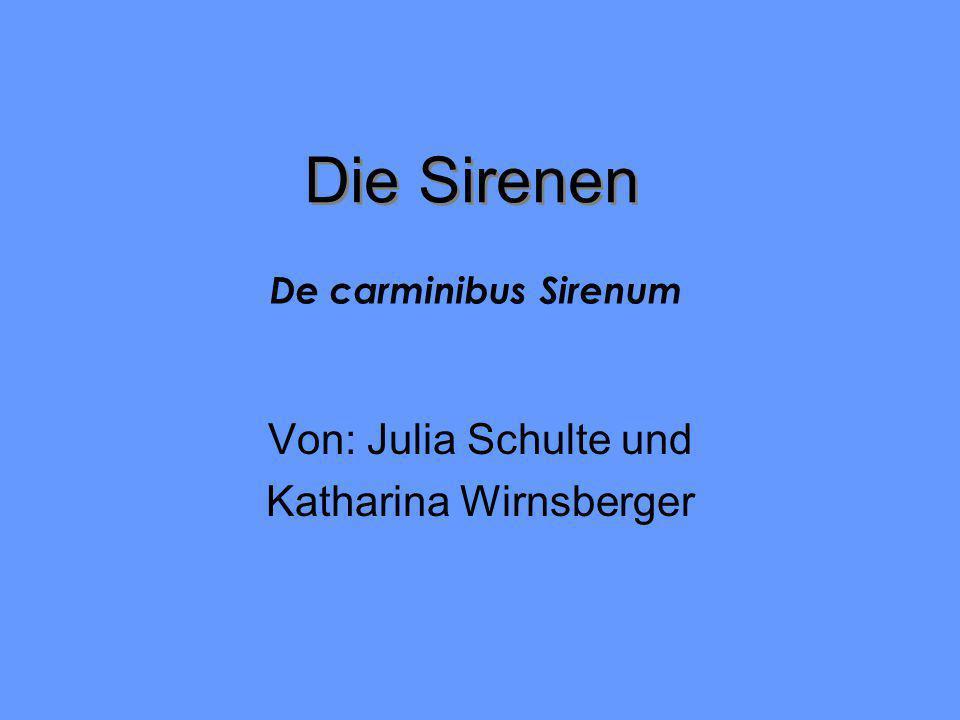 Von: Julia Schulte und Katharina Wirnsberger