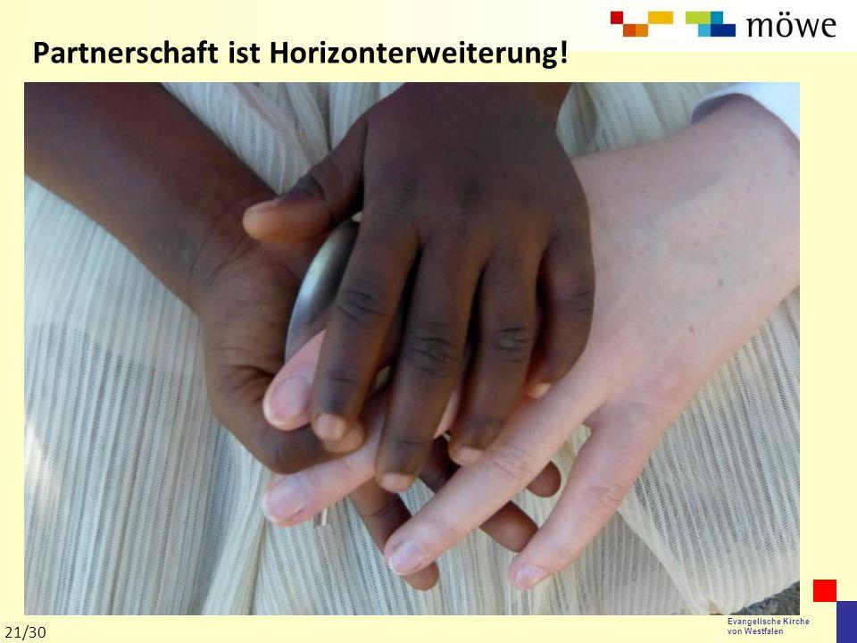 Partnerschaft ist Horizonterweiterung!