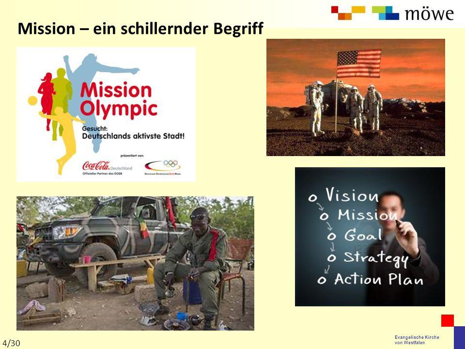 Mission – ein schillernder Begriff