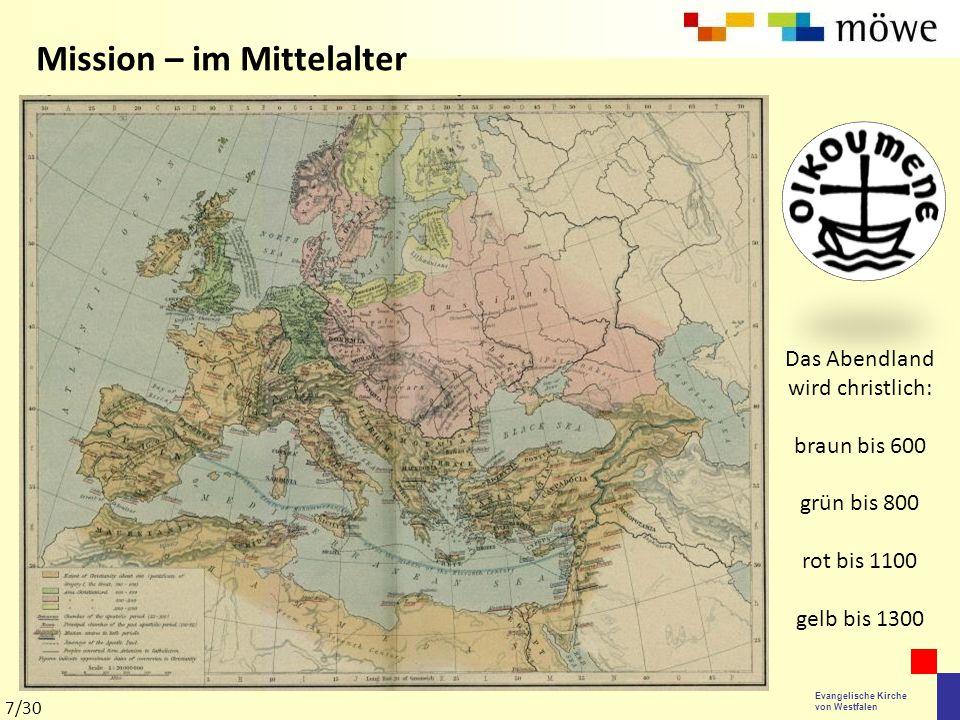 Mission – im Mittelalter