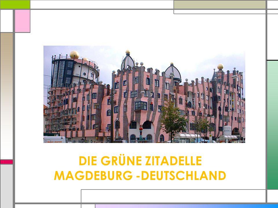 MAGDEBURG -DEUTSCHLAND