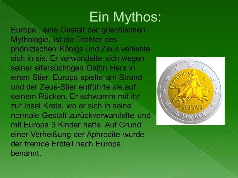 Ein Mythos: