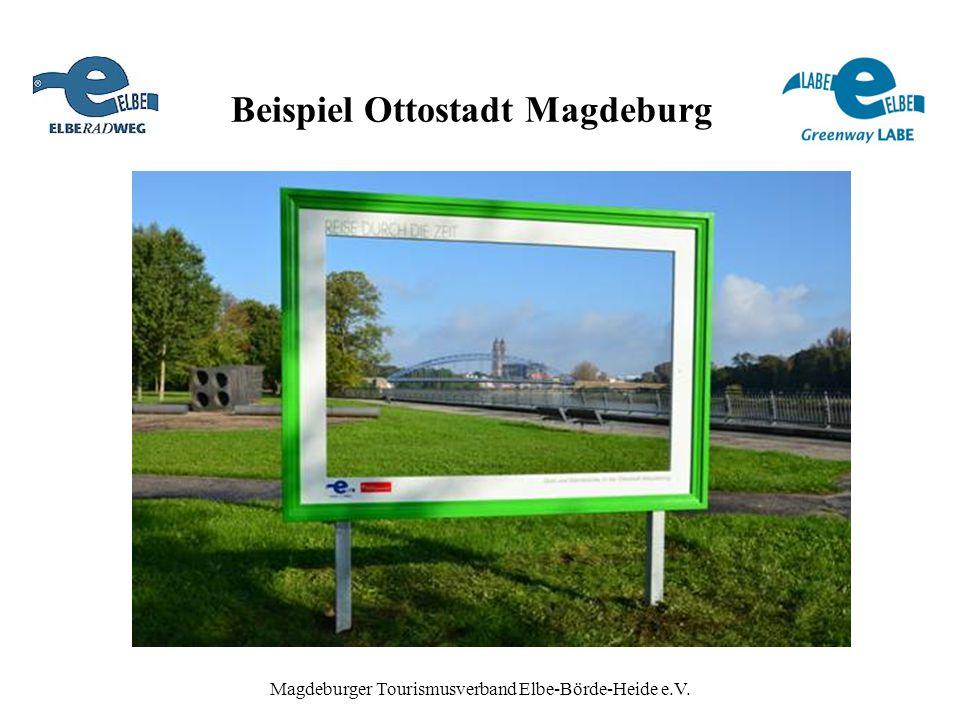 Beispiel Ottostadt Magdeburg