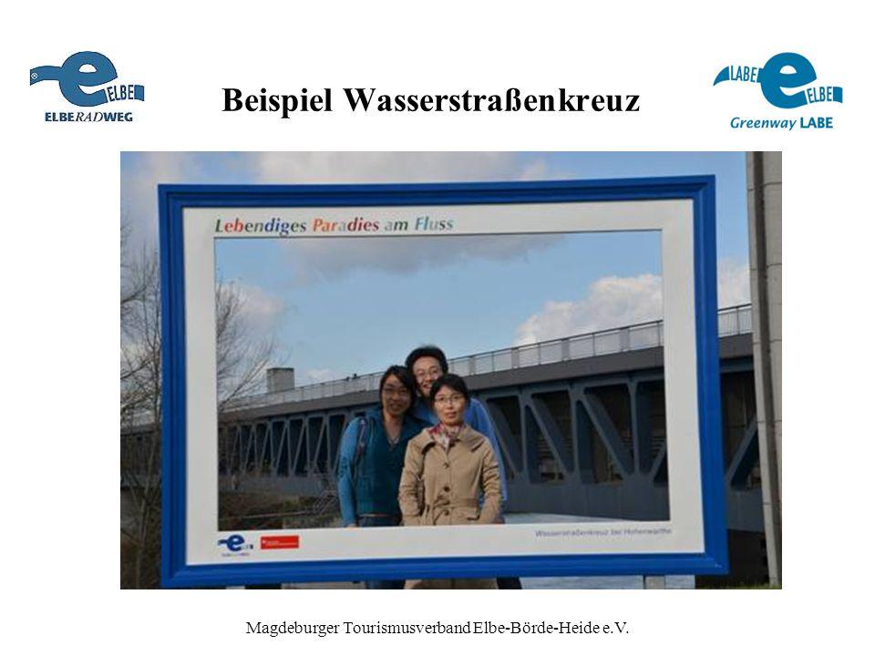 Beispiel Wasserstraßenkreuz