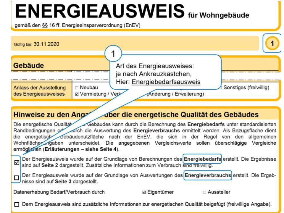 neuer energieausweis 2018