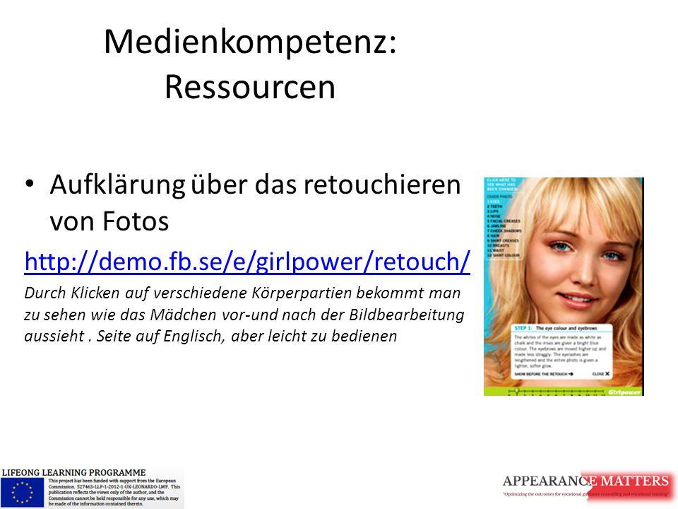 Medienkompetenz: Ressourcen