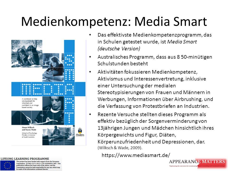 Medienkompetenz: Media Smart