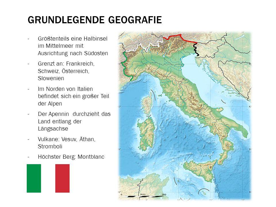 Grundlegende Geografie