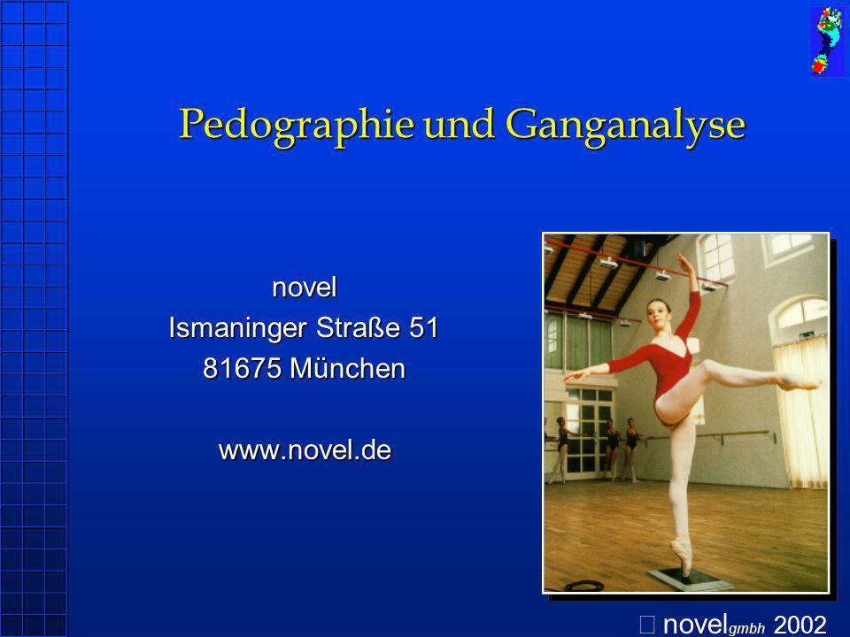 Pedographie und Ganganalyse