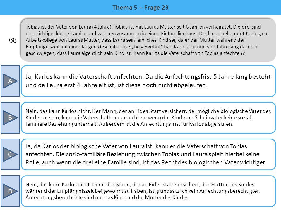 Thema 5 – Frage 23
