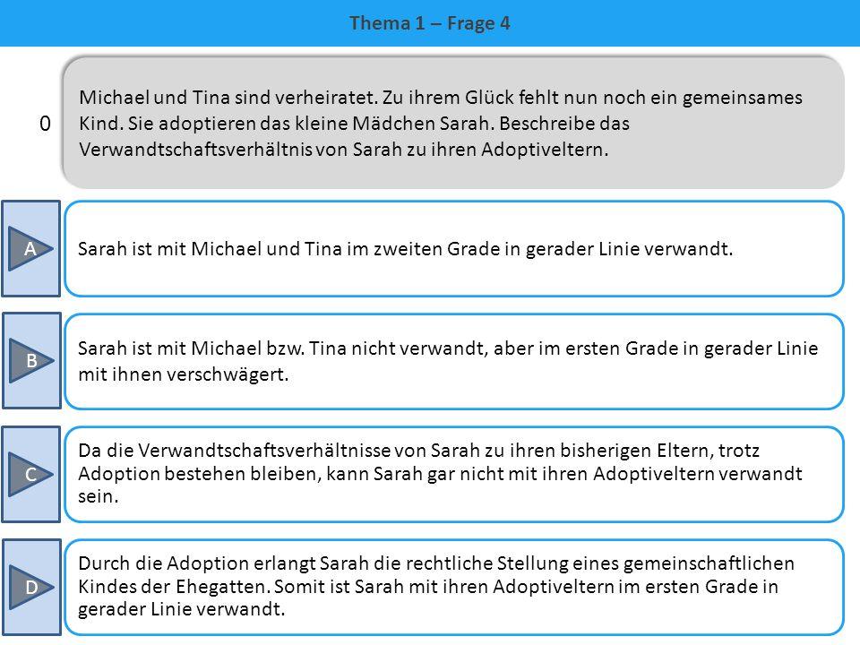 Thema 1 – Frage 4