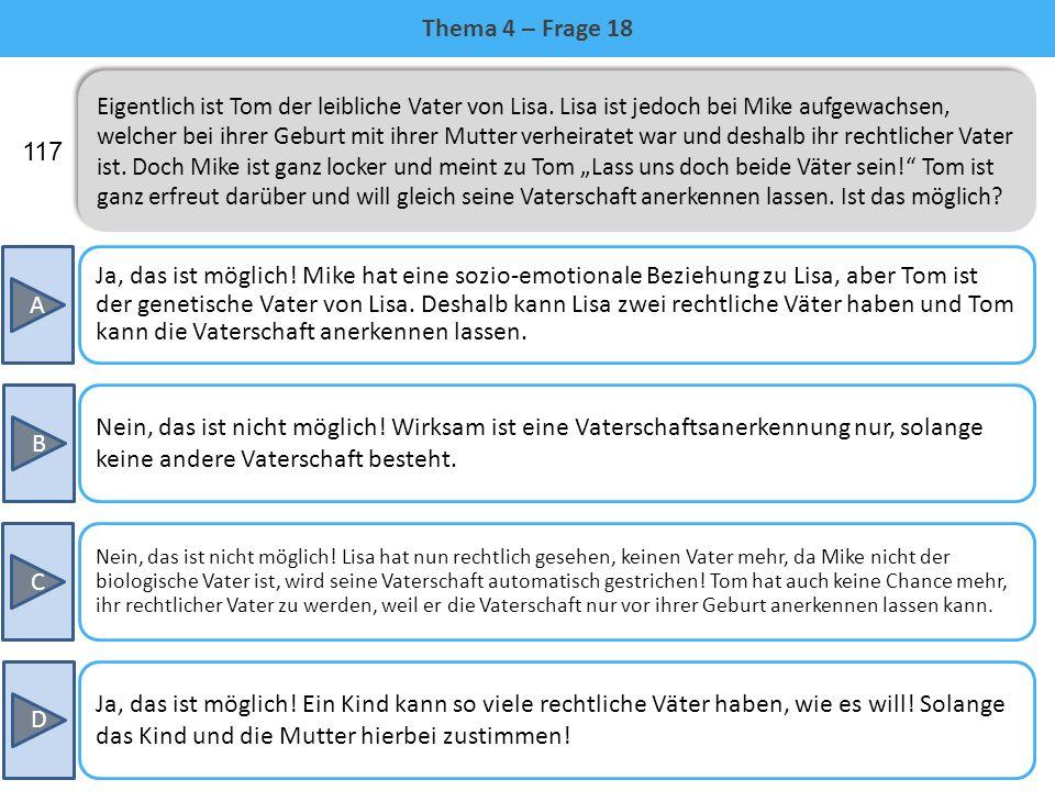 Thema 4 – Frage 18