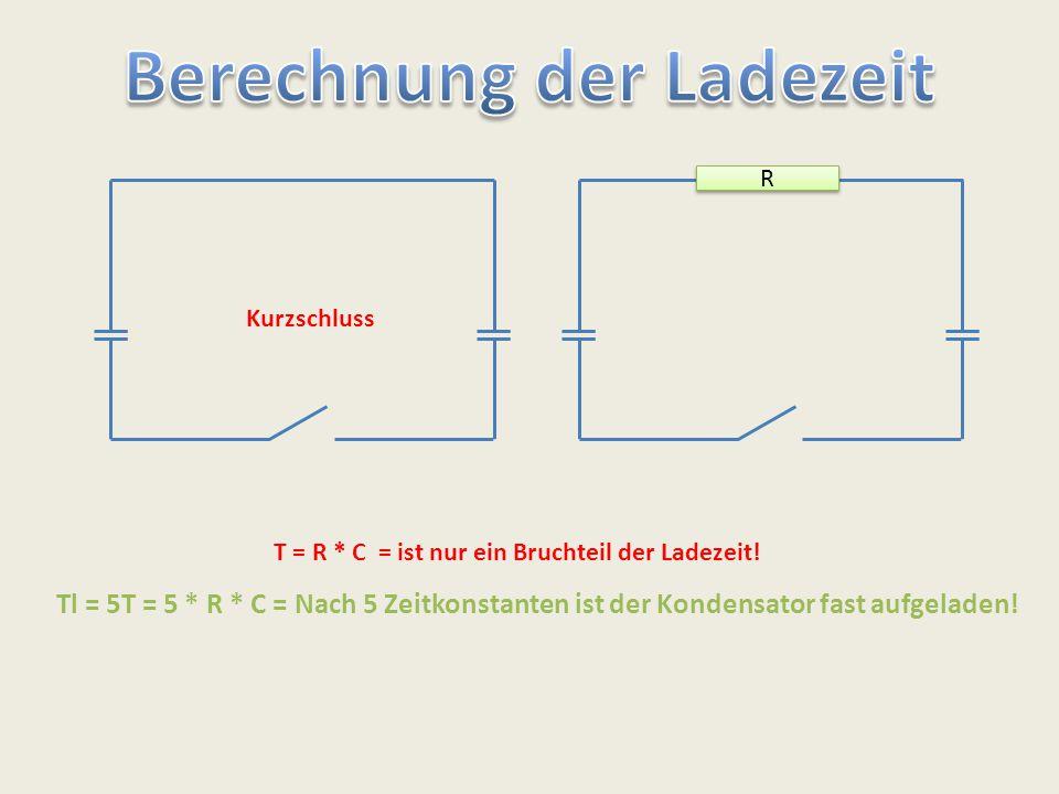 Berechnung der Ladezeit