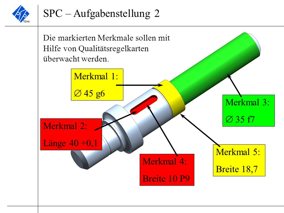 SPC – Aufgabenstellung 2