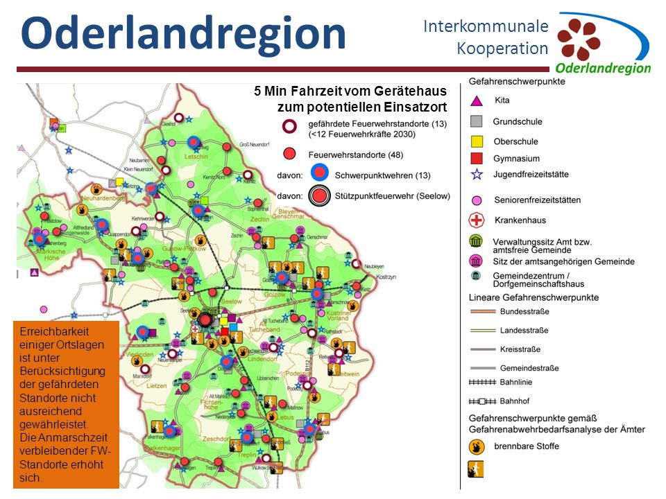 Oderlandregion Interkommunale Kooperation