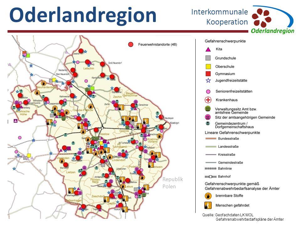 Oderlandregion Interkommunale Kooperation Republik Polen 6