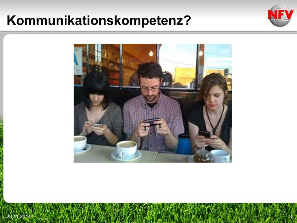 Kommunikationskompetenz