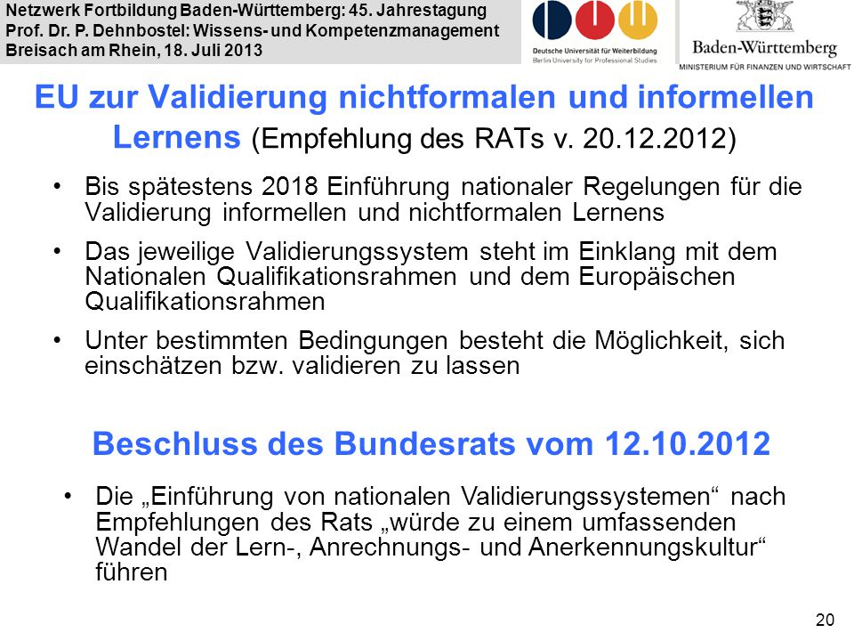 Beschluss des Bundesrats vom 12.10.2012