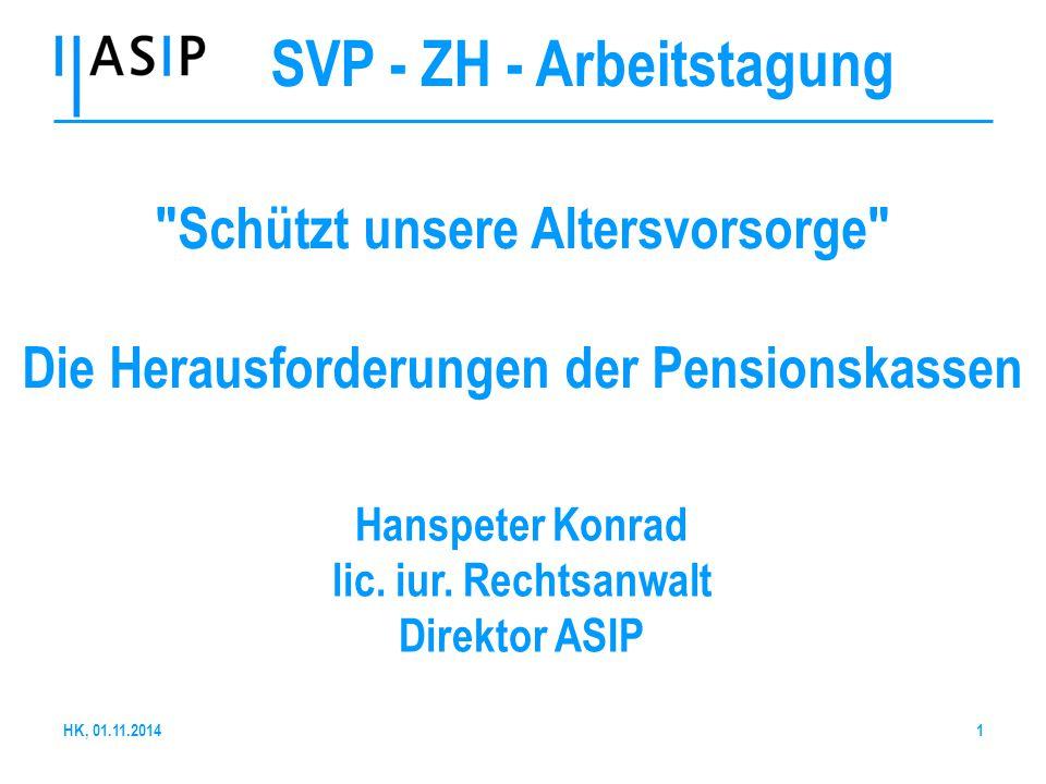 SVP - ZH - Arbeitstagung