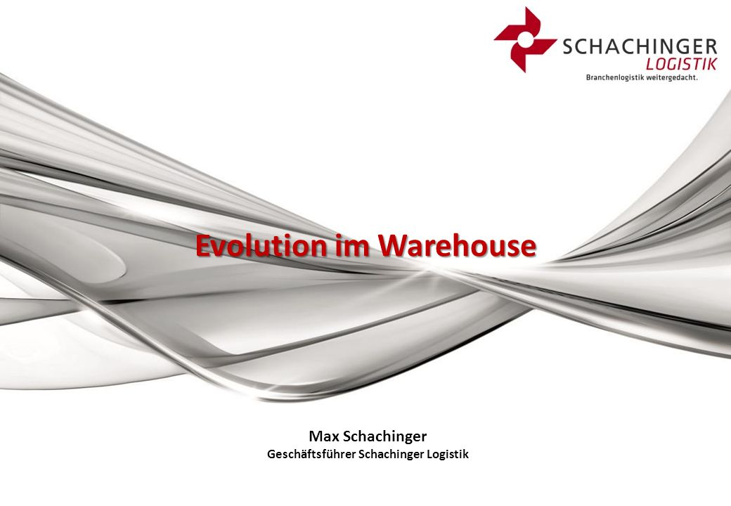 Evolution im Warehouse