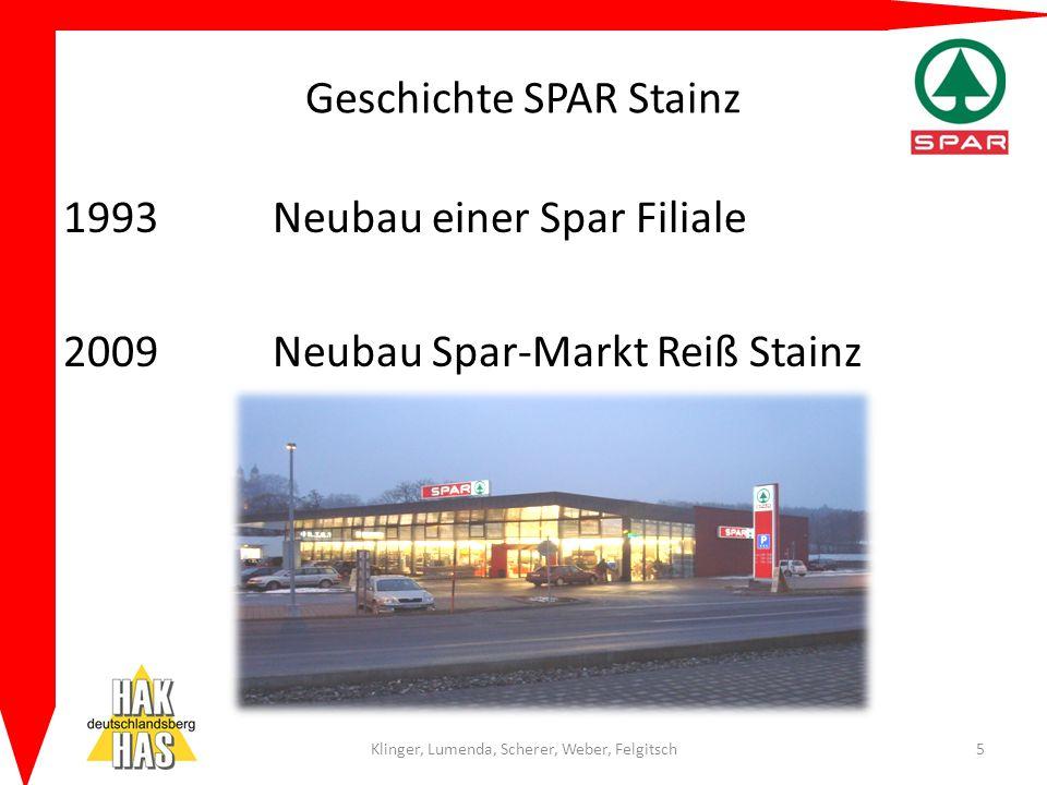 Geschichte SPAR Stainz