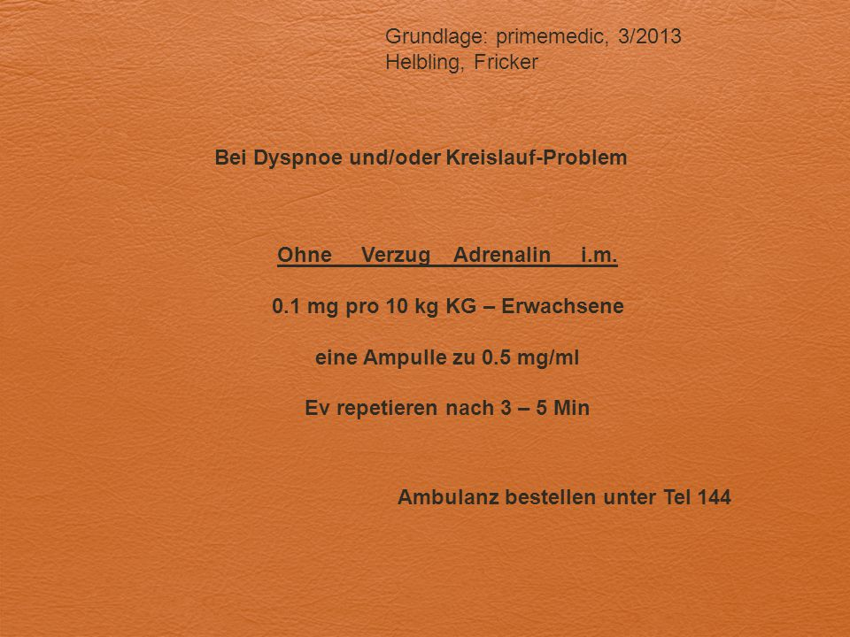 Grundlage: primemedic, 3/2013 Helbling, Fricker