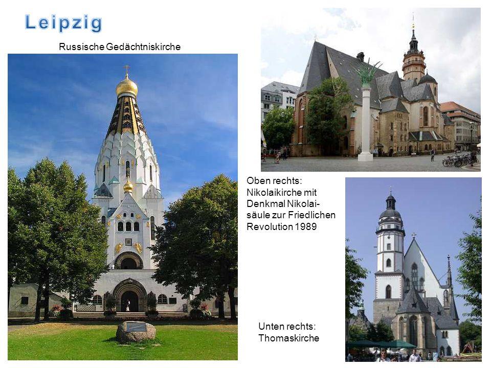 Leipzig Russische Gedächtniskirche
